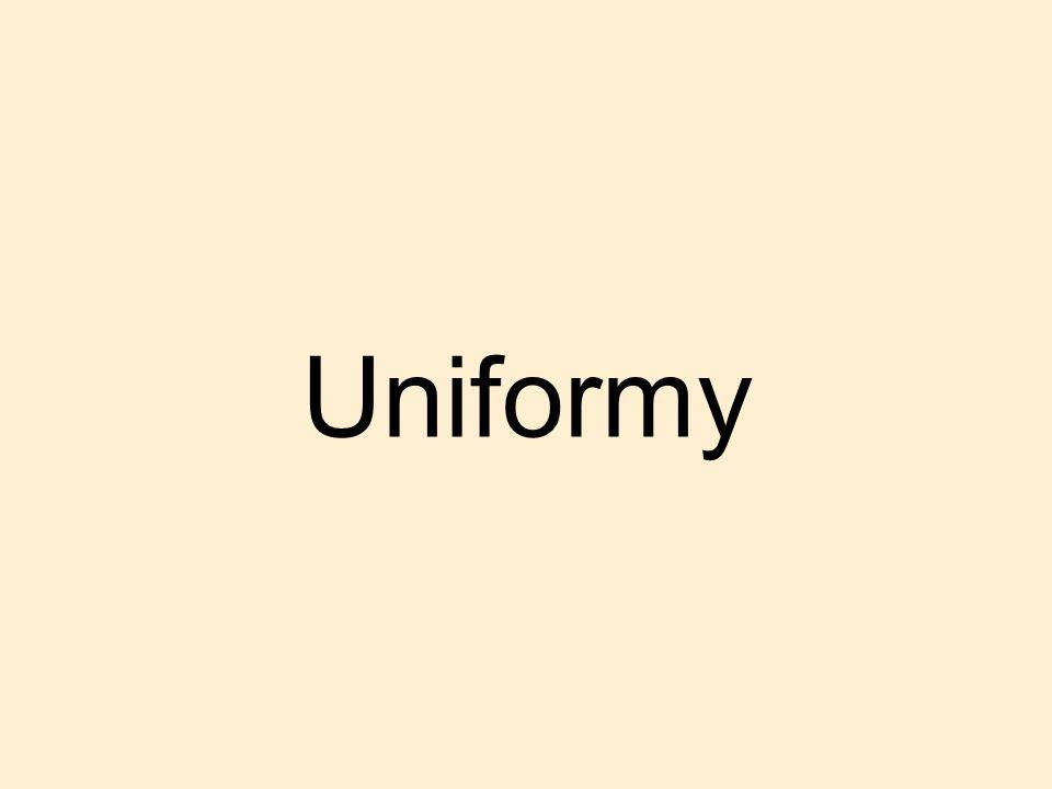 Uniformy