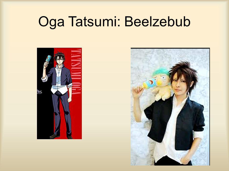 Oga Tatsumi: Beelzebub