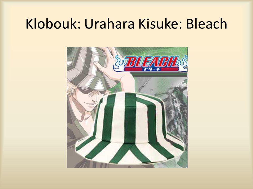 Klobouk: Urahara Kisuke: Bleach