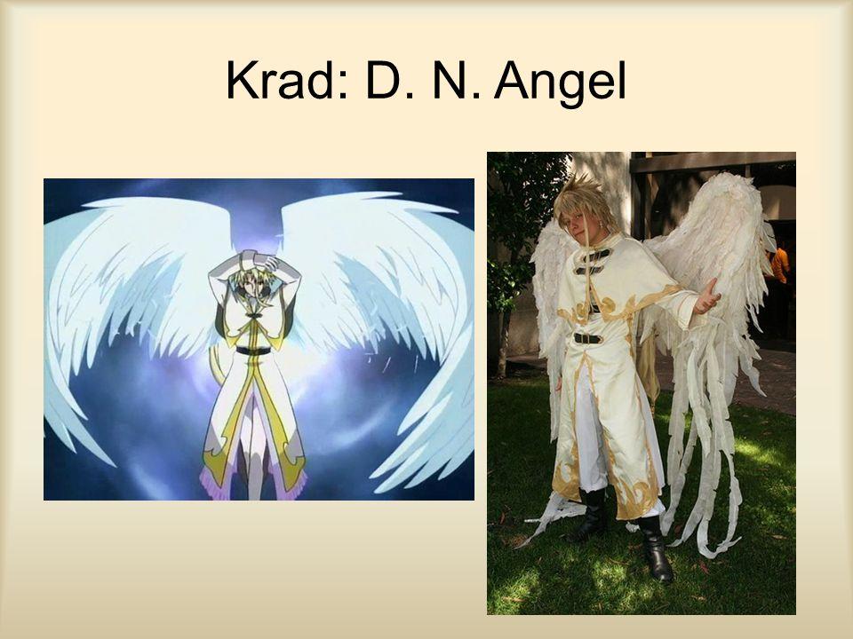 Krad: D. N. Angel