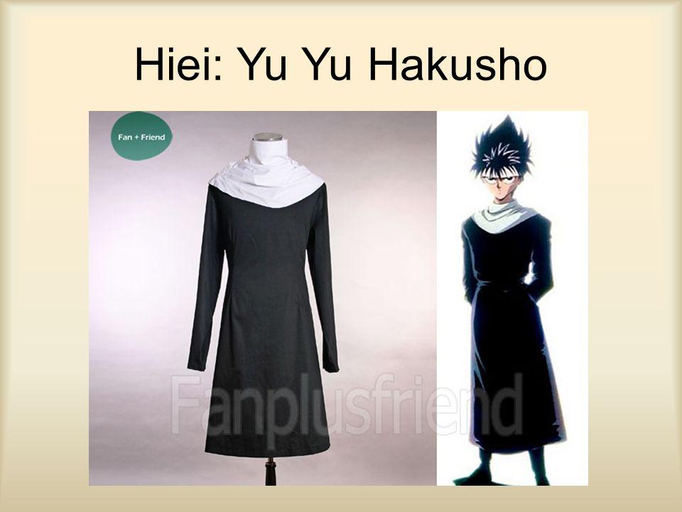 Hiei: Yu Yu Hakusho
