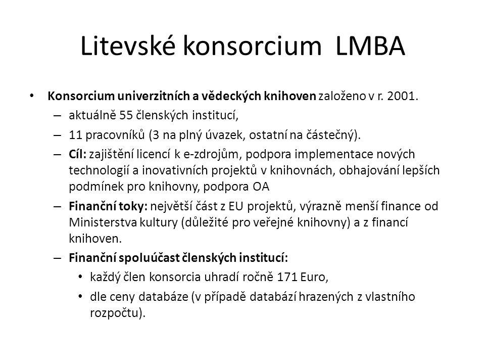 Litevské konsorcium LMBA