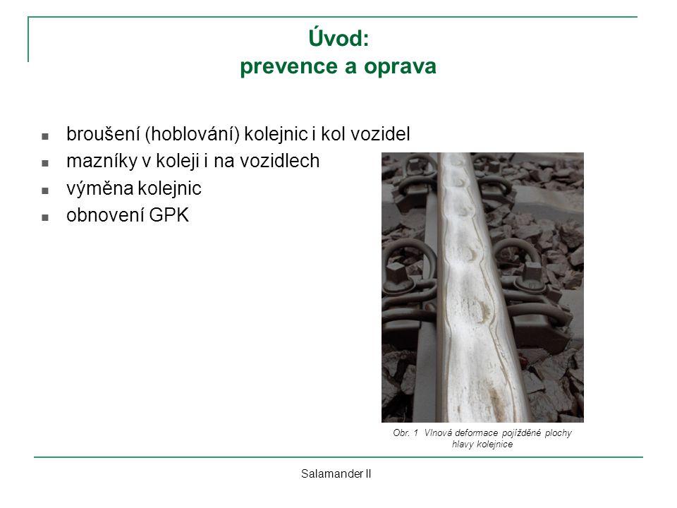 Úvod: prevence a oprava