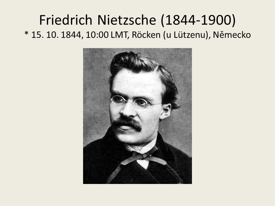 Friedrich Nietzsche (1844-1900). 15. 10