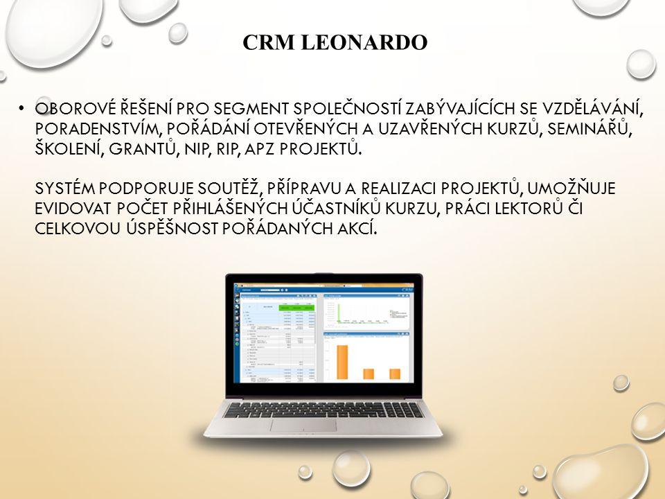 CRM Leonardo
