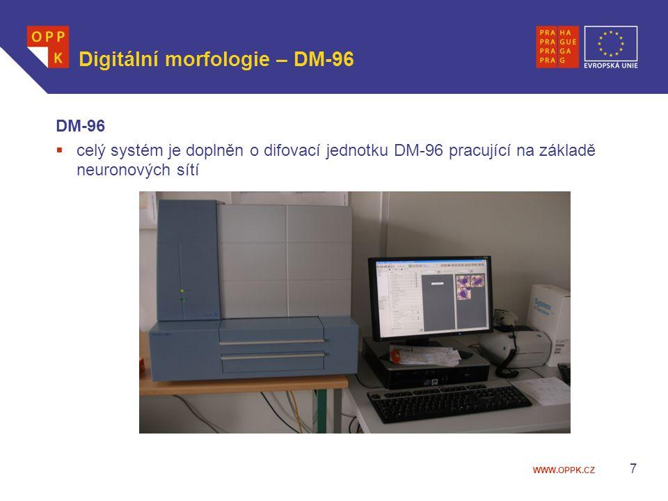 Digitální morfologie – DM-96
