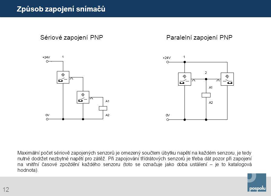 Paralelní zapojení PNP