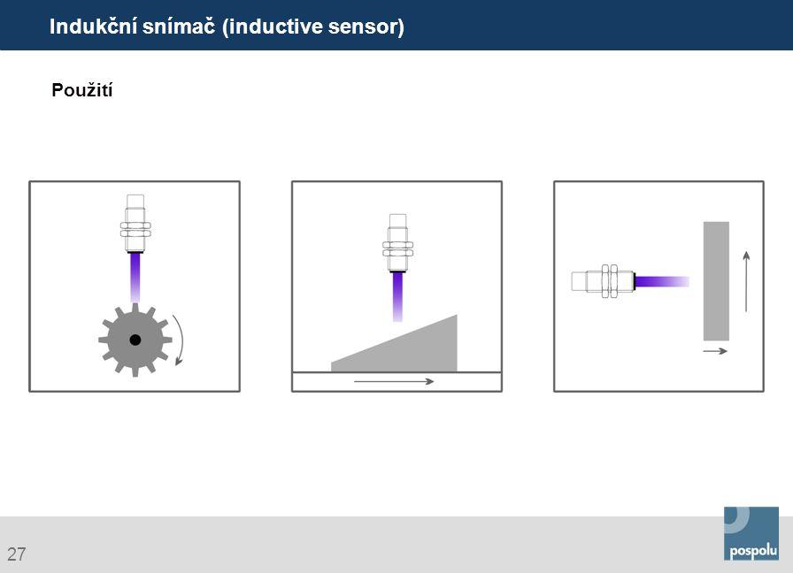 Indukční snímač (inductive sensor)