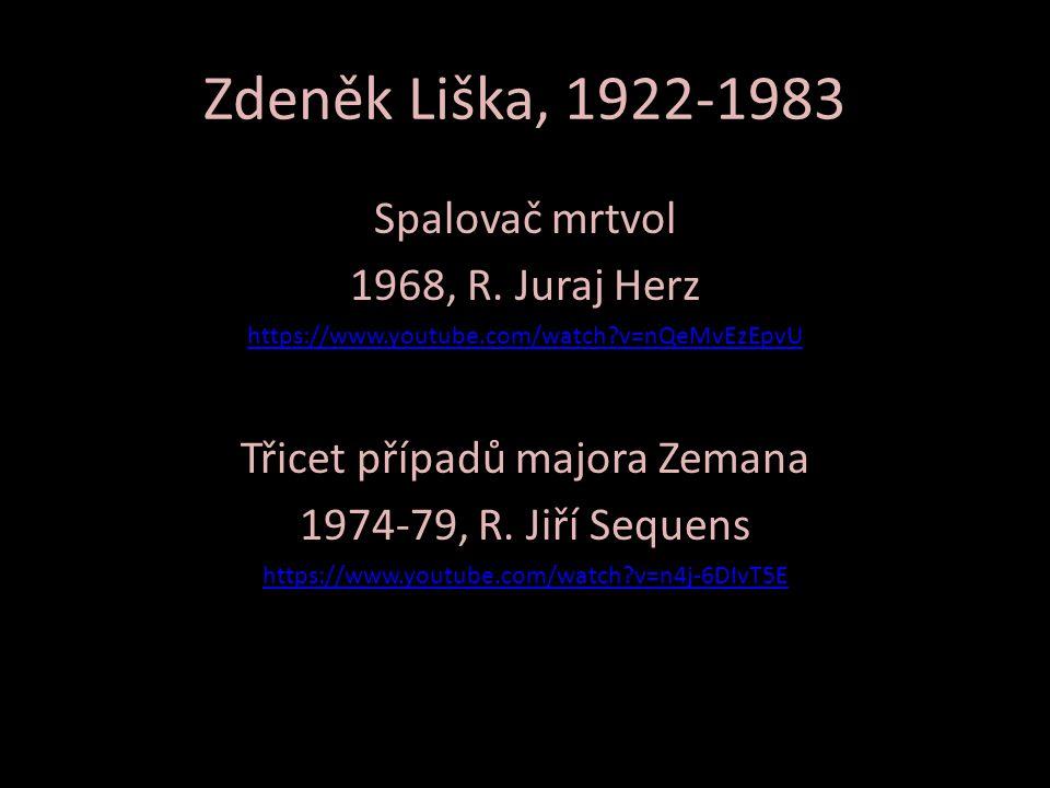 Třicet případů majora Zemana