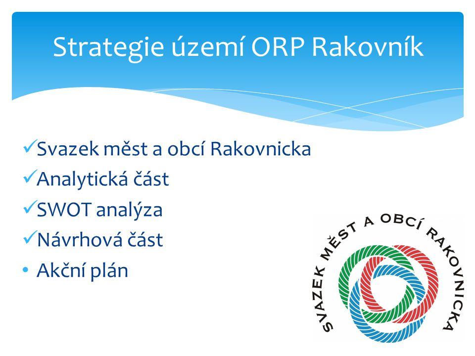 Strategie území ORP Rakovník