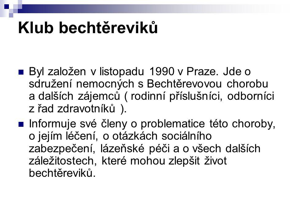 Klub bechtěreviků