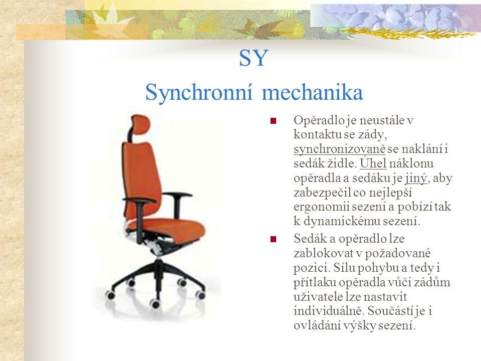 SY Synchronní mechanika