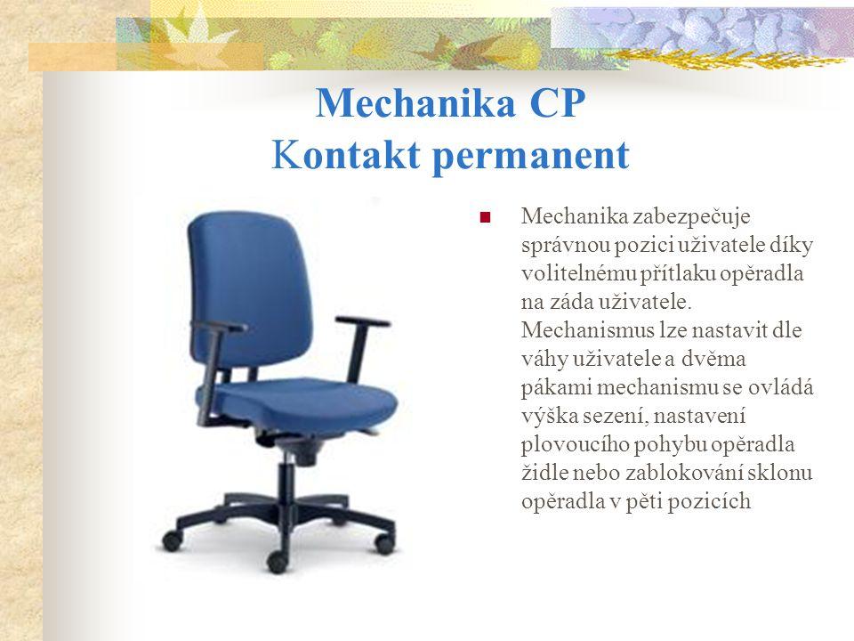 Mechanika CP Kontakt permanent