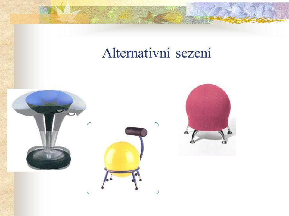 Alternativní sezení