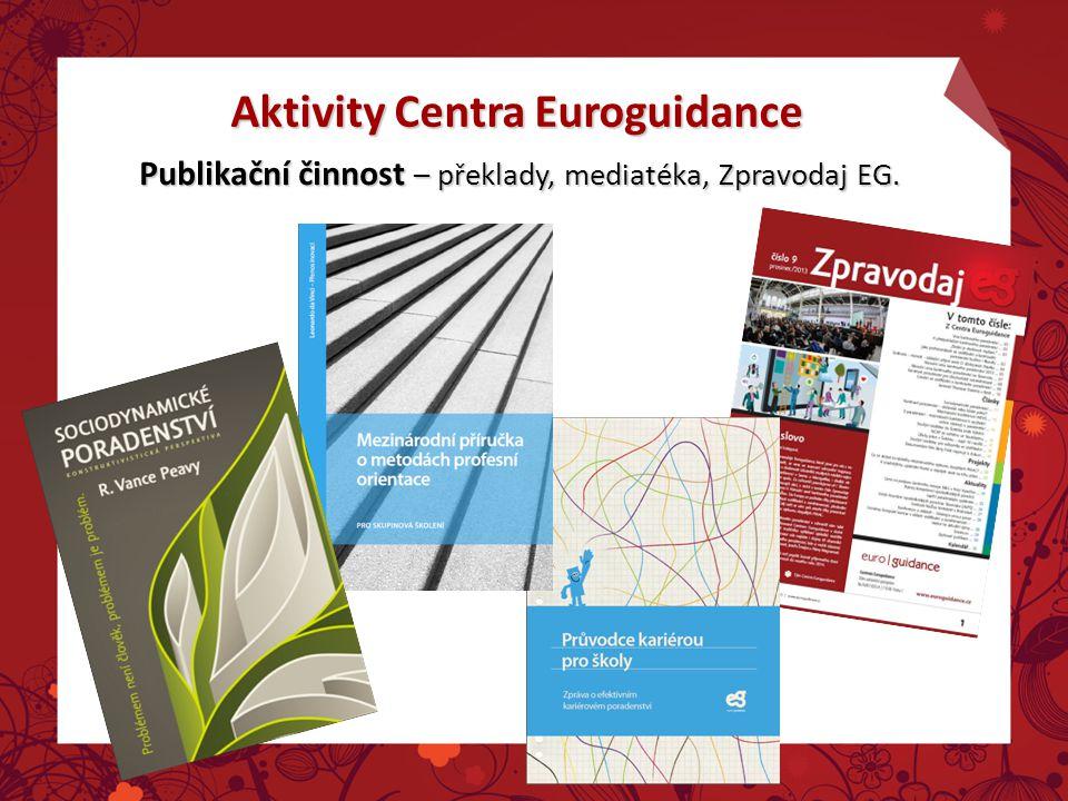 Aktivity Centra Euroguidance