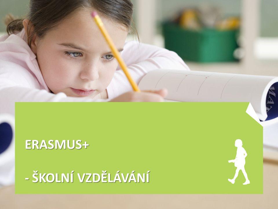 Erasmus+ - školní vzdělávání