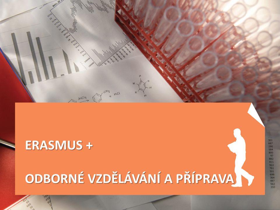 Erasmus + odborné vzdělávání a Příprava