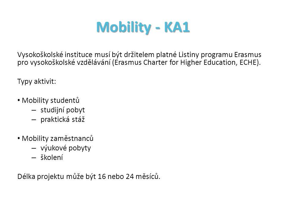 Mobility - KA1