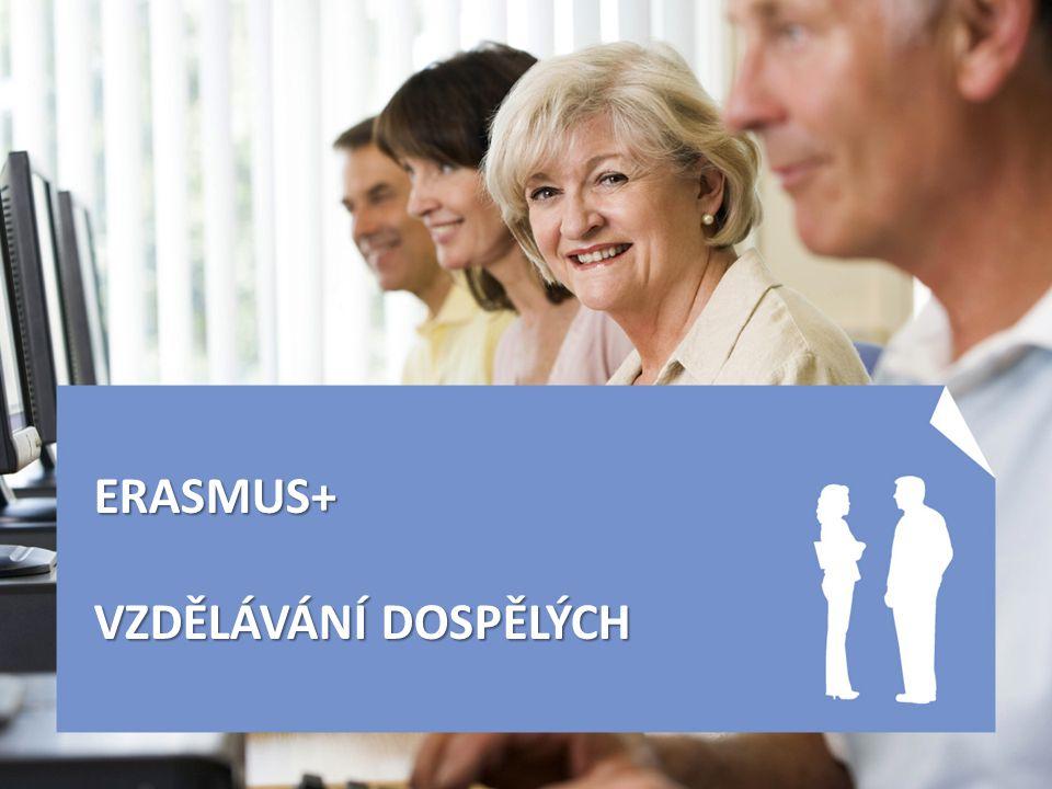 Erasmus+ Vzdělávání dospělých