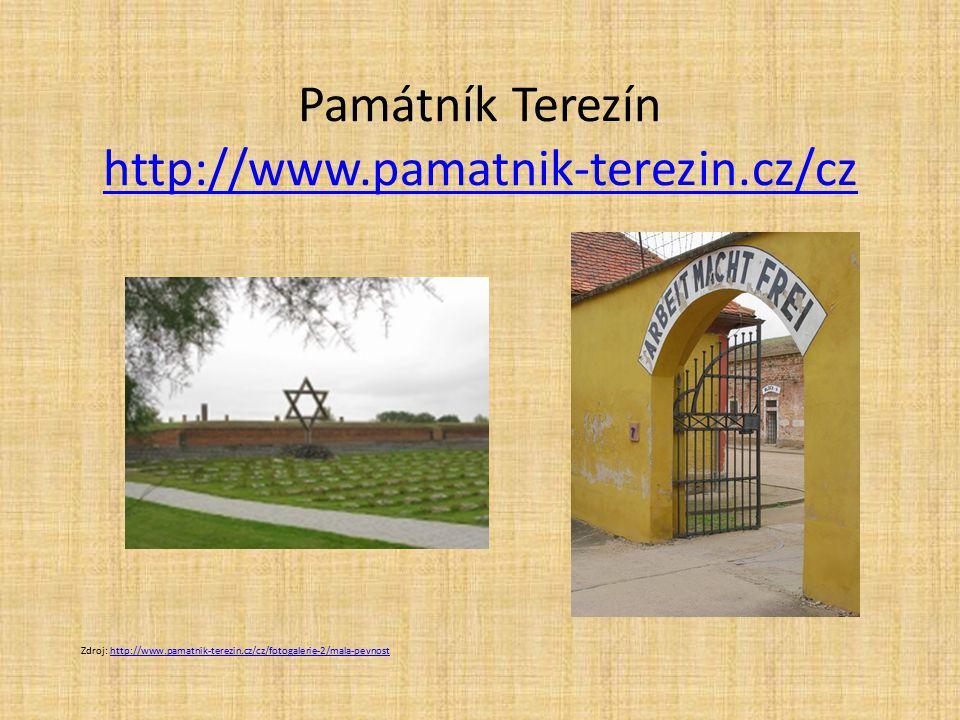 Památník Terezín http://www.pamatnik-terezin.cz/cz