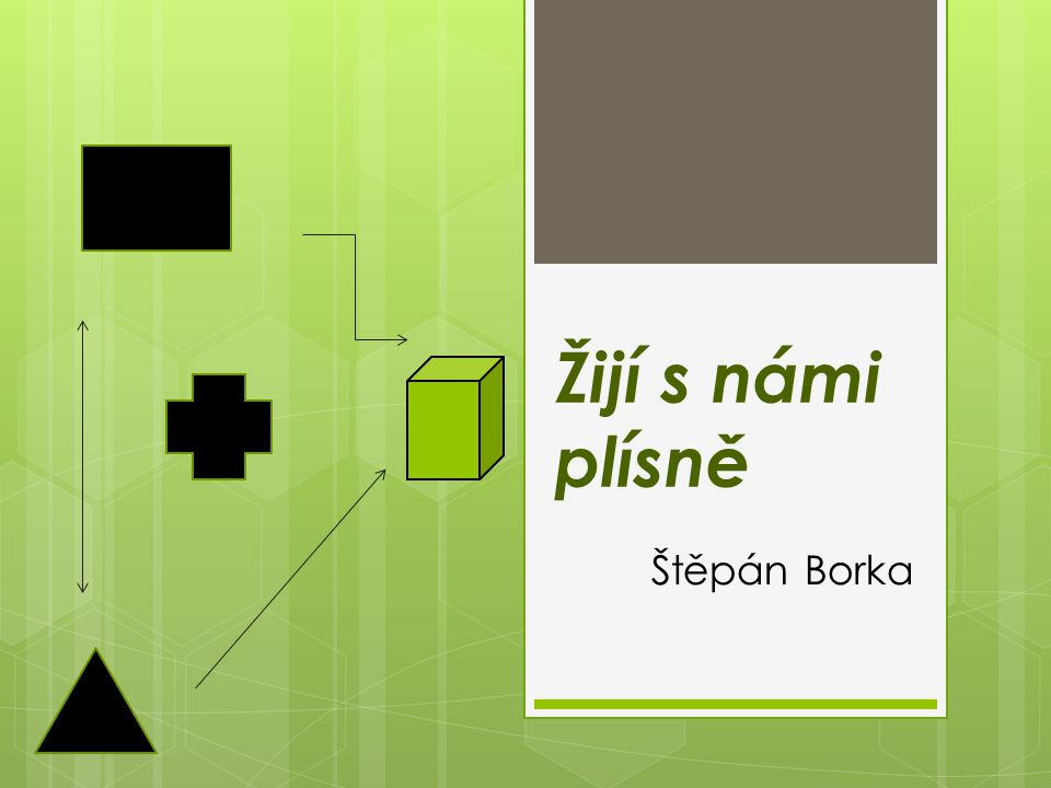 Žijí s námi plísně Štěpán Borka