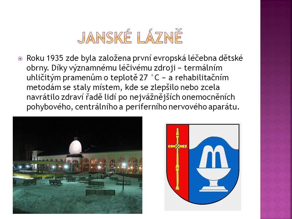 Janské lázně