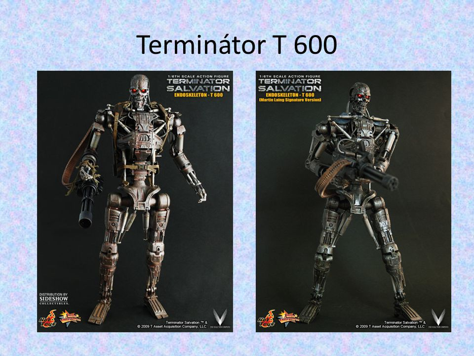 Terminátor T 600