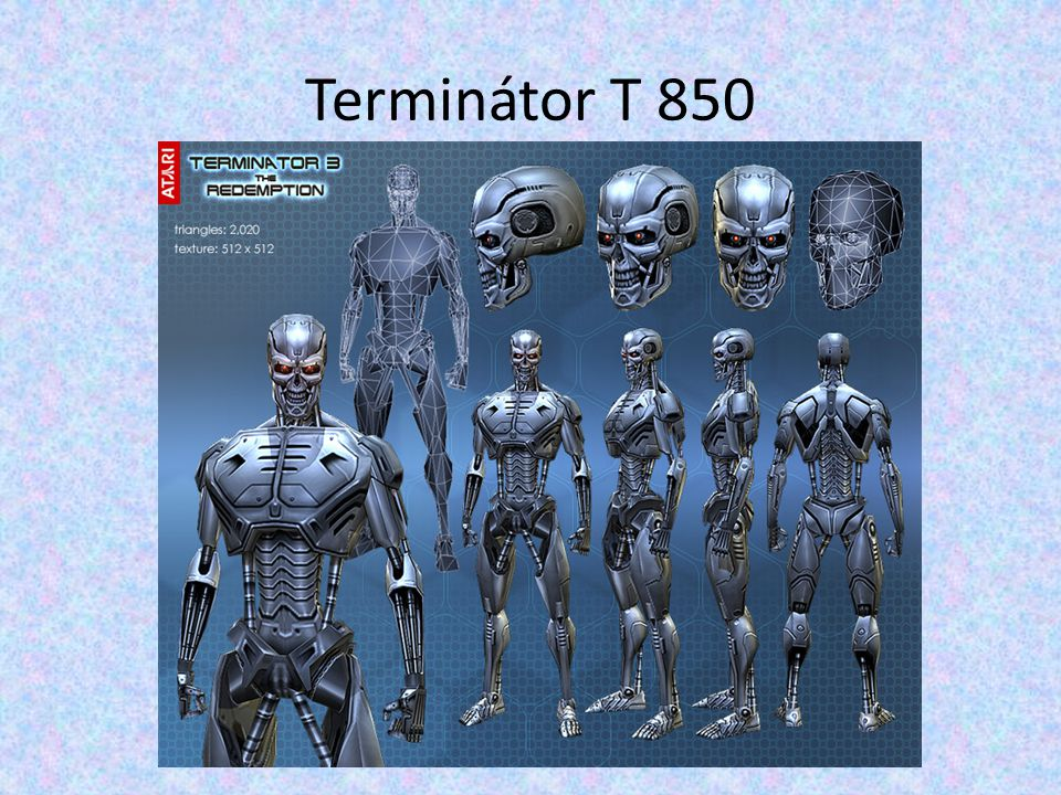 Terminátor T 850