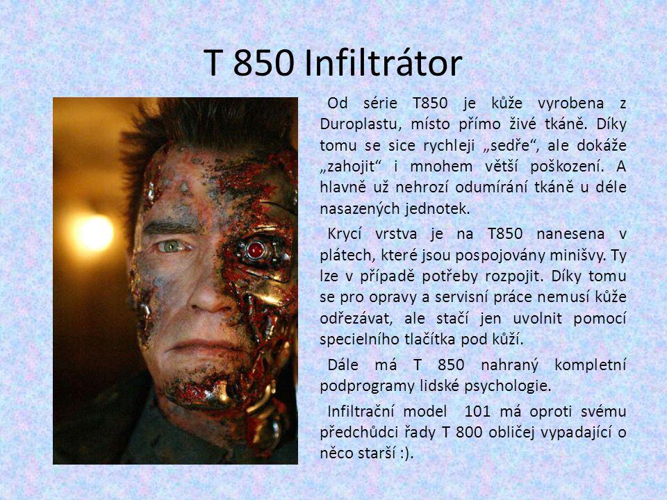 T 850 Infiltrátor