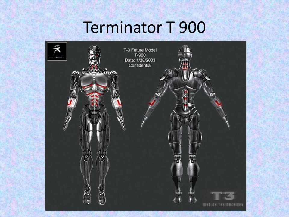 Terminator T 900
