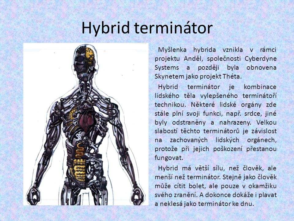 Hybrid terminátor