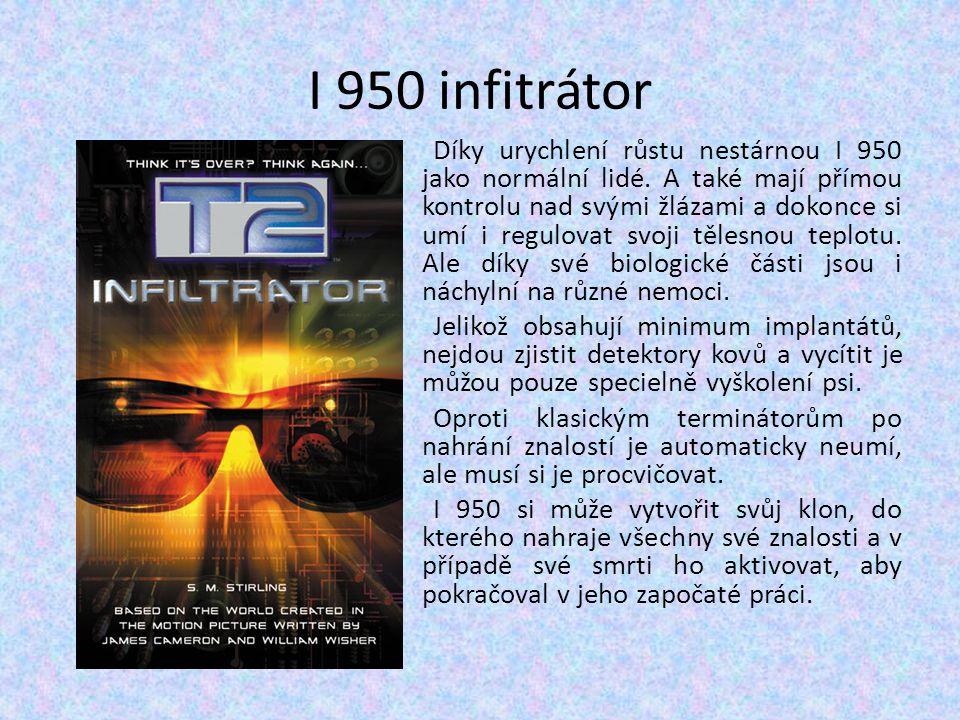 I 950 infitrátor