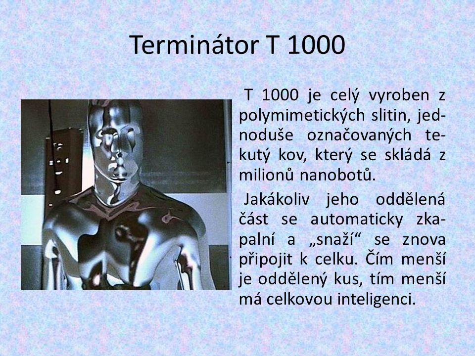 Terminátor T 1000