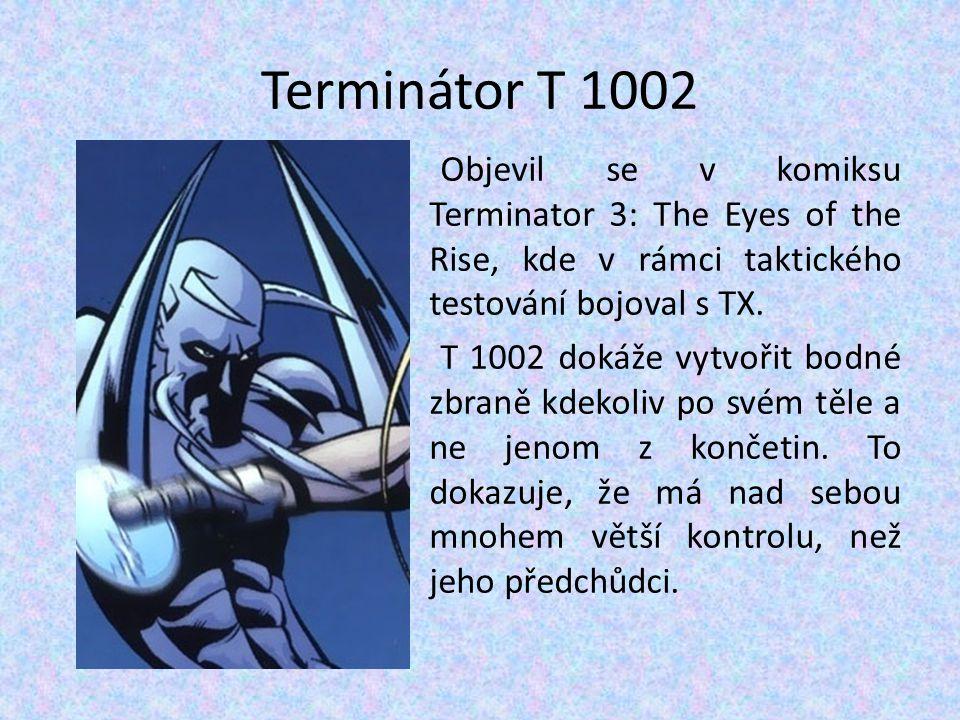Terminátor T 1002