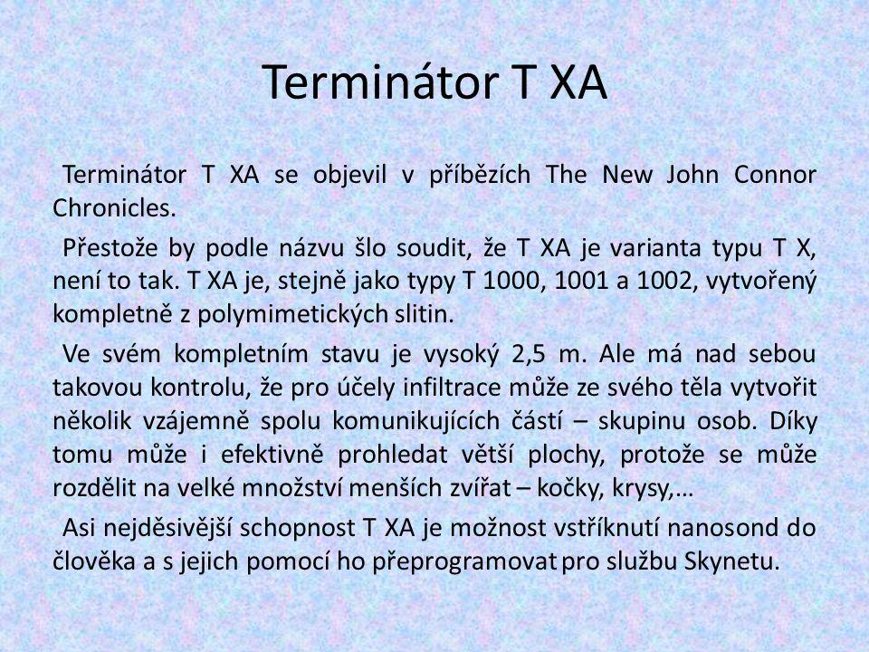 Terminátor T XA