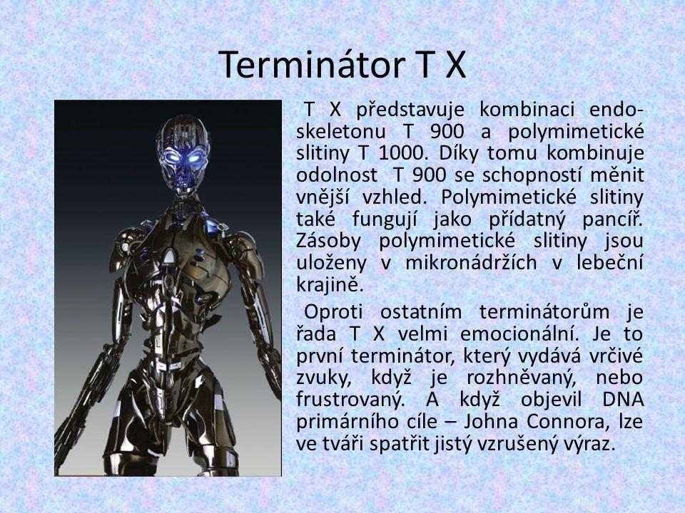 Terminátor T X