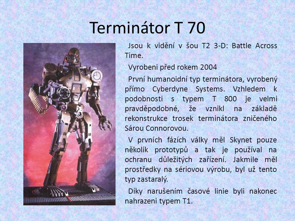 Terminátor T 70