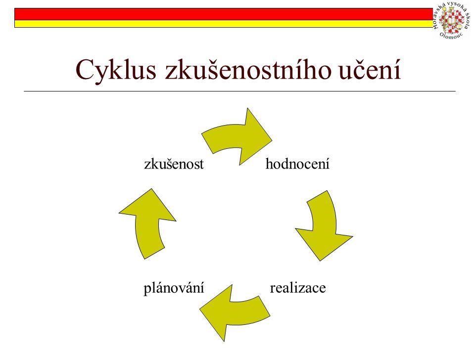 Cyklus zkušenostního učení