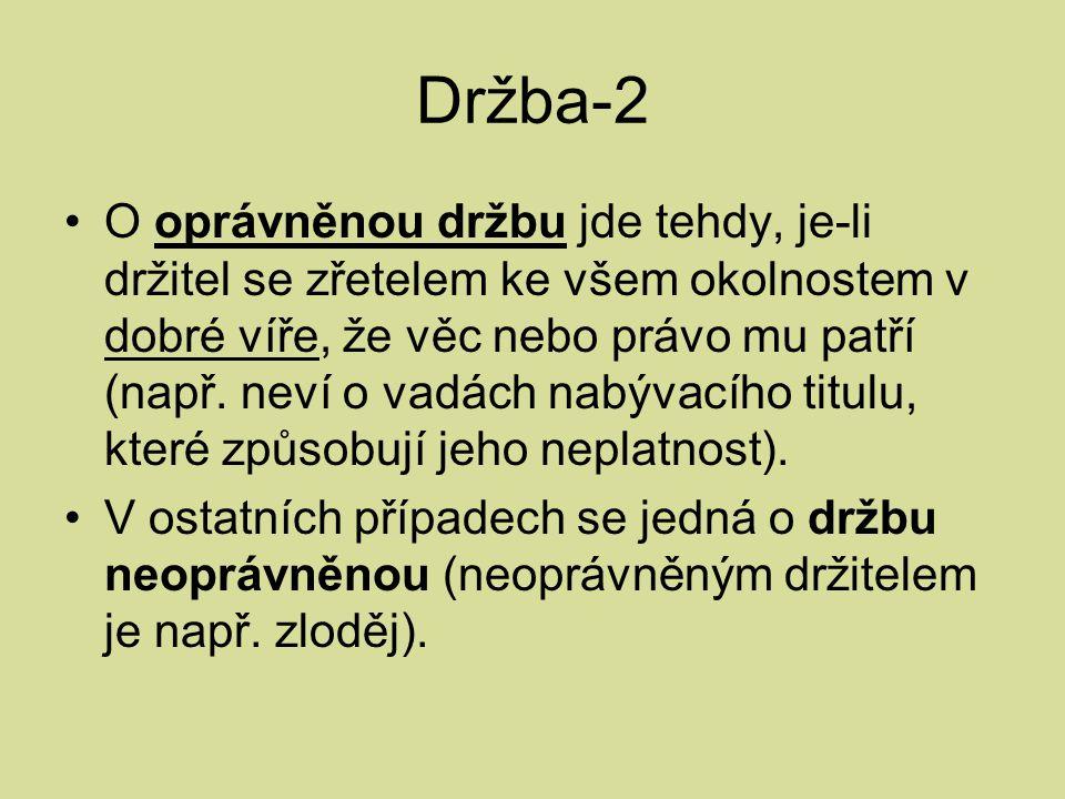 Držba-2