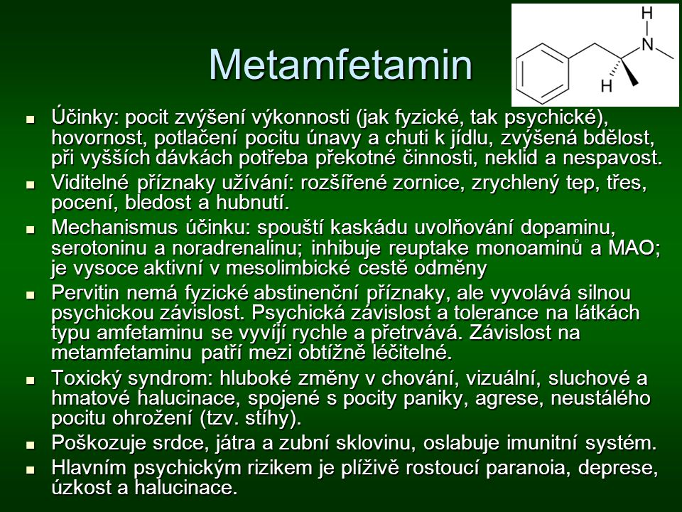Metamfetamin