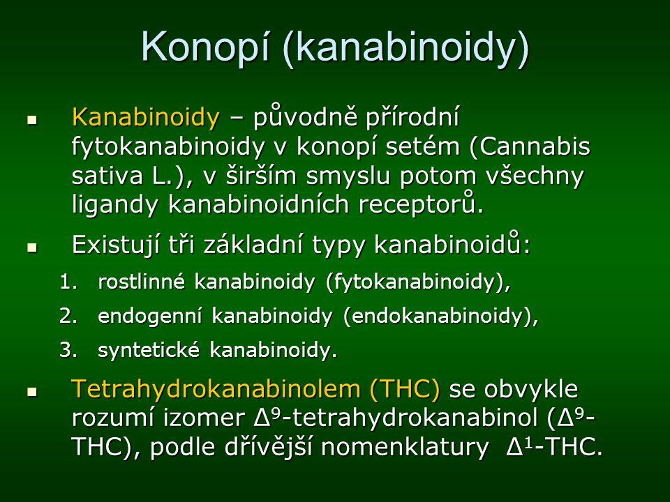 Konopí (kanabinoidy)