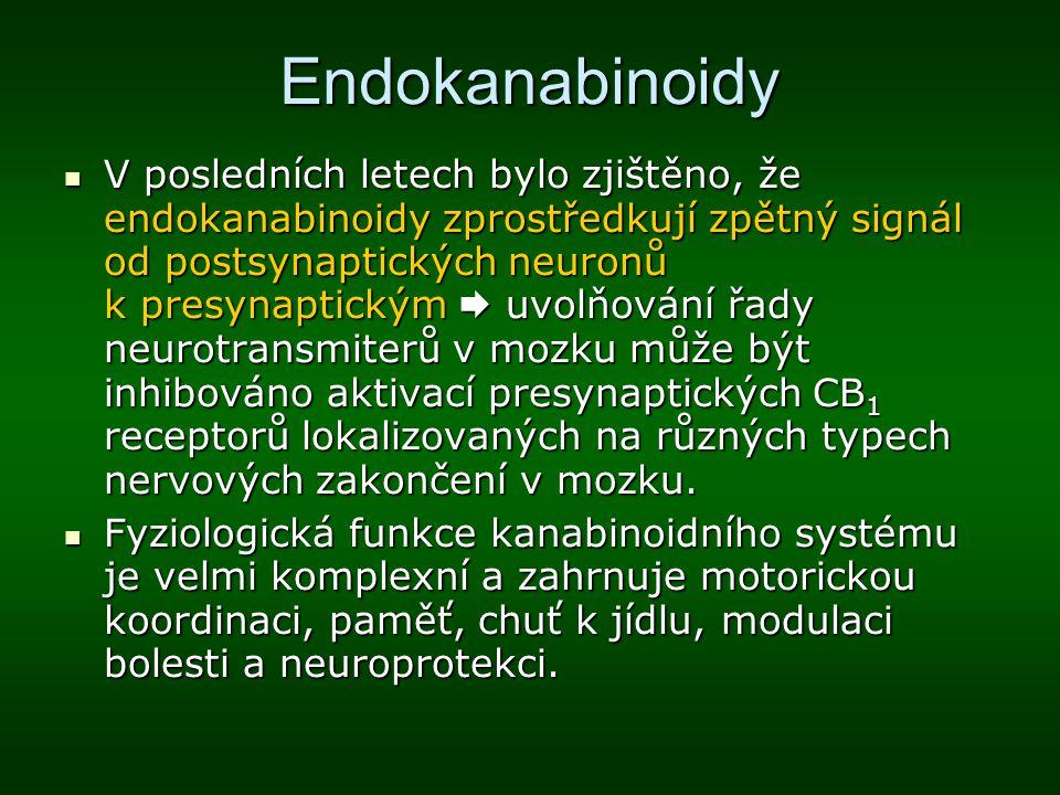 Endokanabinoidy