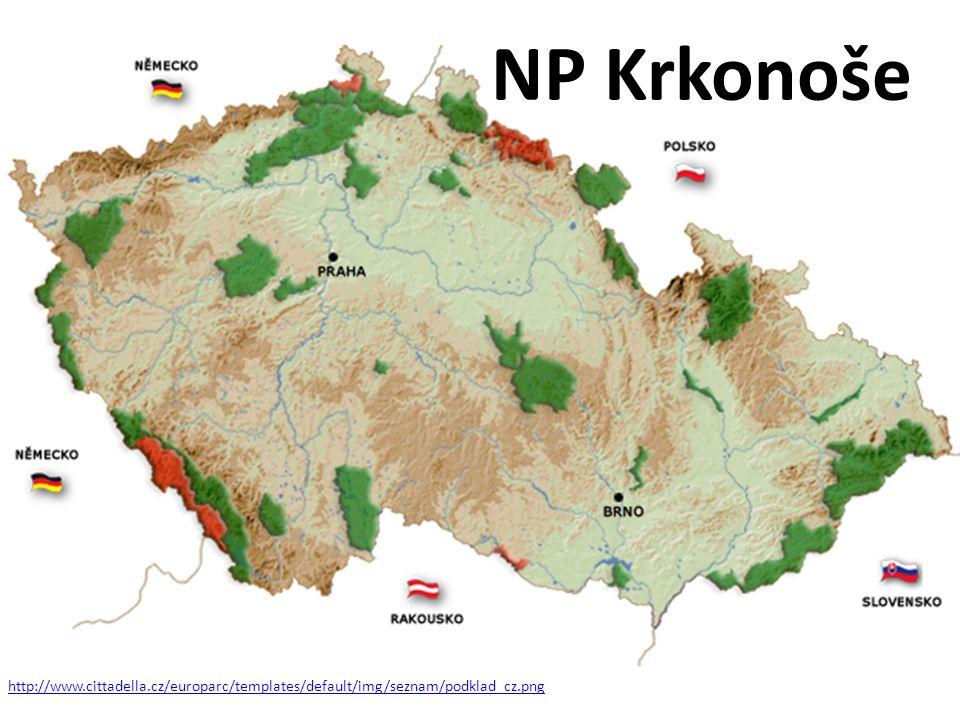 NP Krkonoše http://www.cittadella.cz/europarc/templates/default/img/seznam/podklad_cz.png
