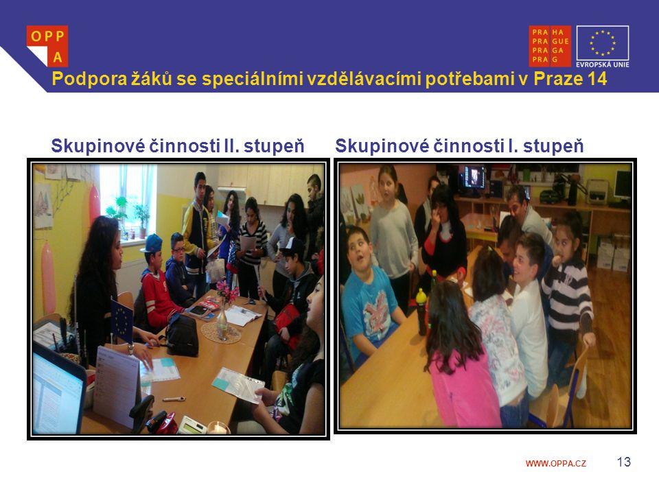Podpora žáků se speciálními vzdělávacími potřebami v Praze 14