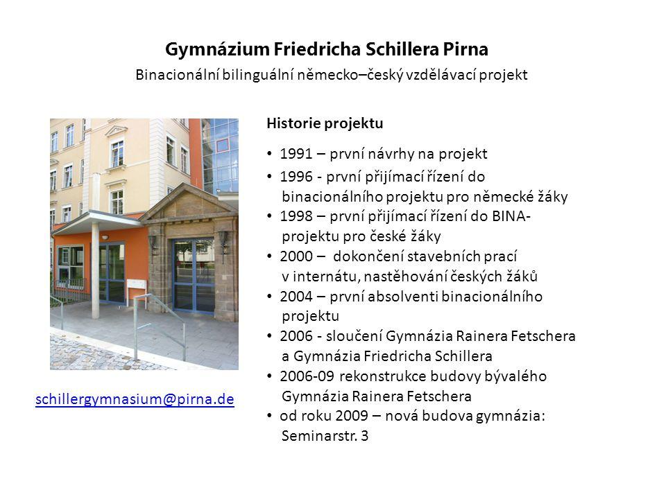 Gymnázium Friedricha Schillera Pirna