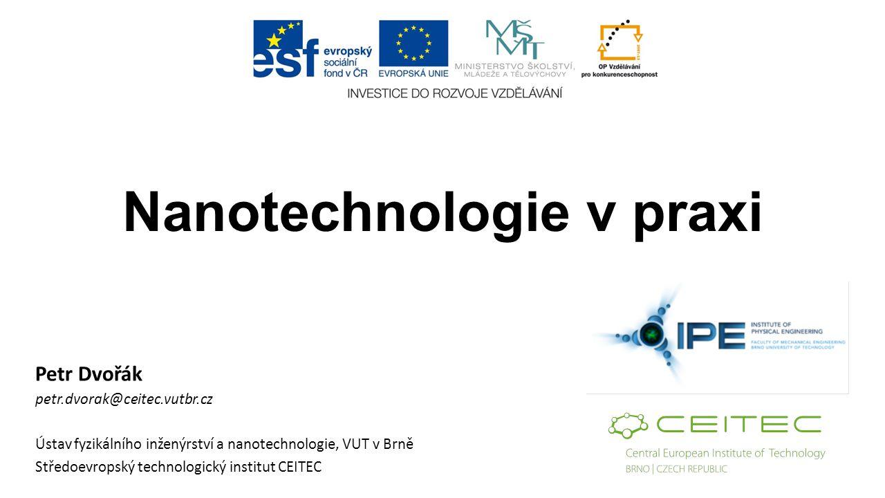 Nanotechnologie v praxi