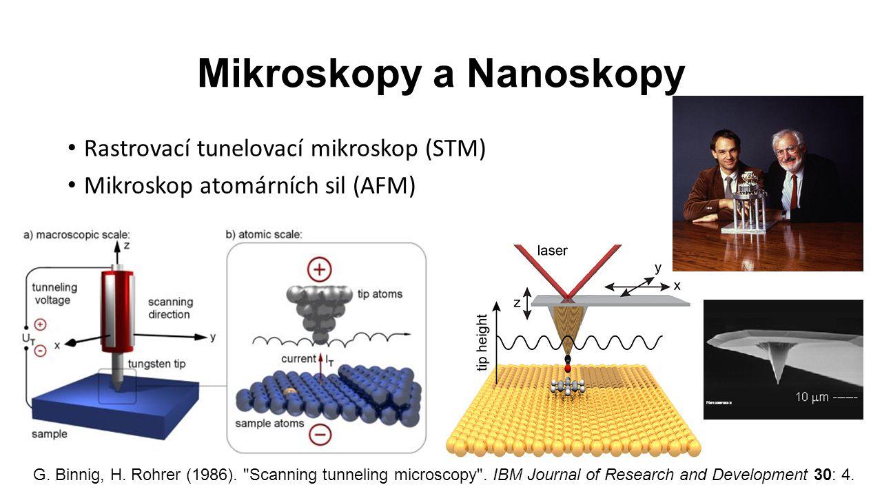 Mikroskopy a Nanoskopy