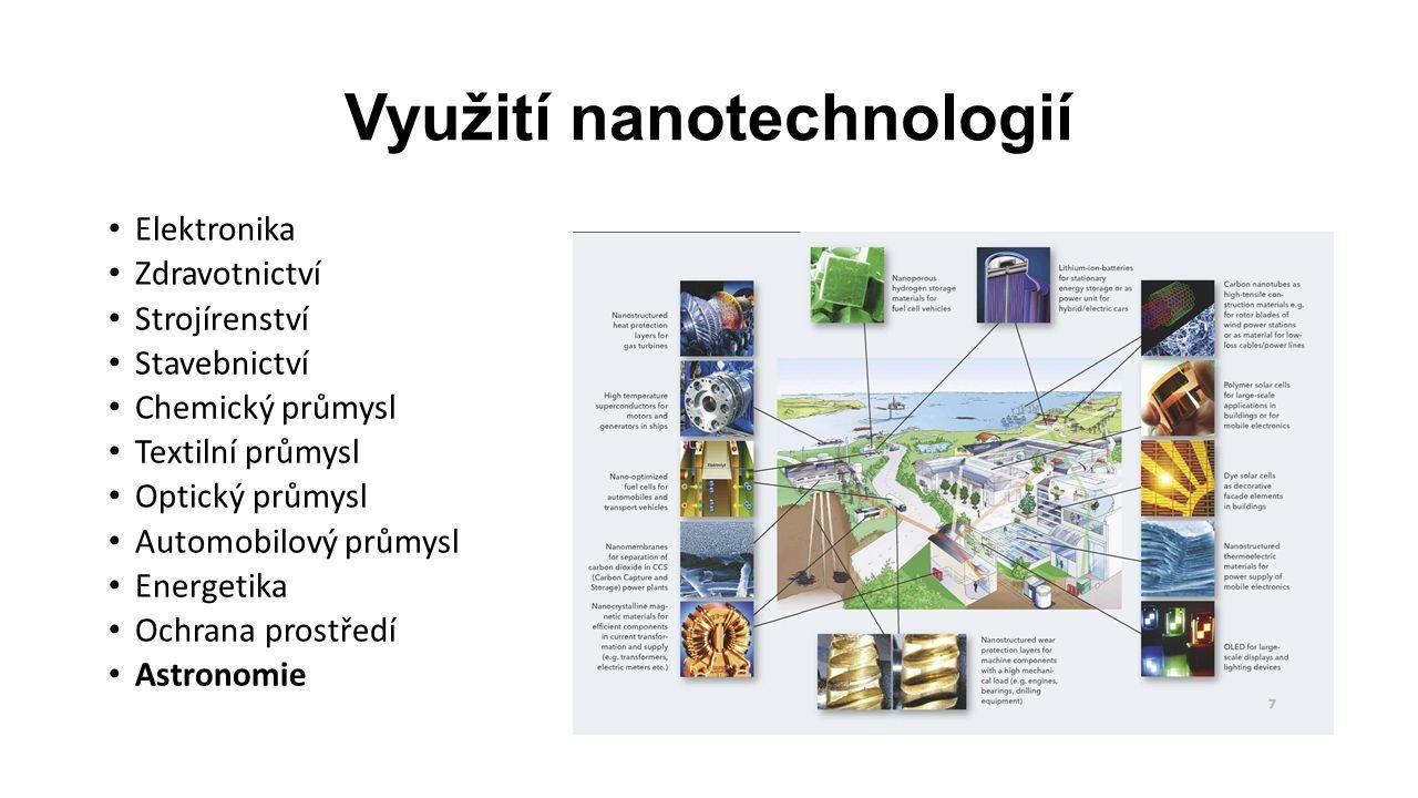 Využití nanotechnologií