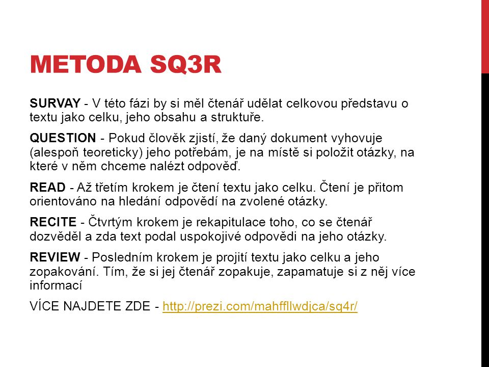 Metoda sq3r