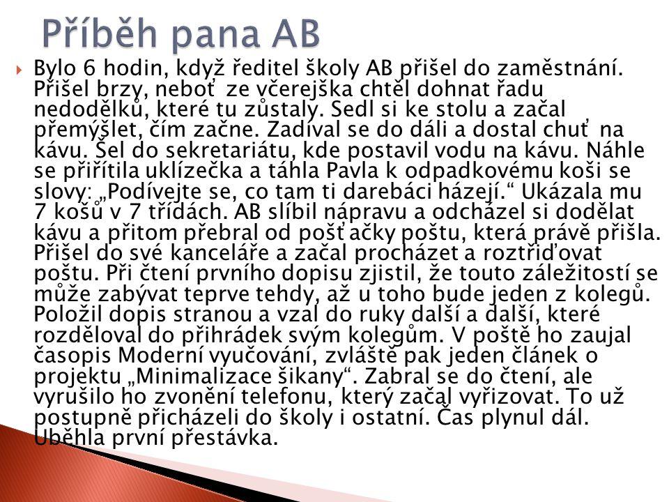 Příběh pana AB